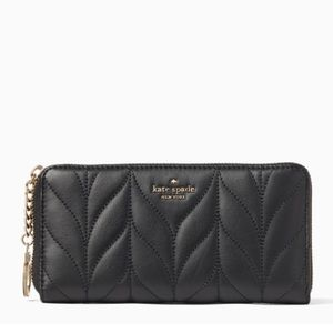 NEW Kate Spade Quilted Wallet